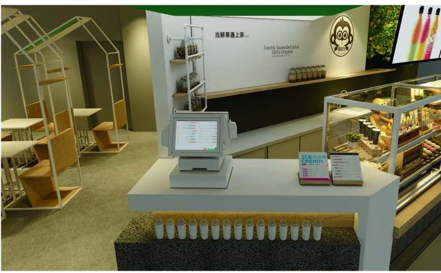 江苏优秀餐厅设计信赖推荐 上海七原空间设计供应