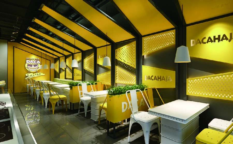 上海优秀餐厅设计哪家好 值得信赖 上海七原空间设计供应