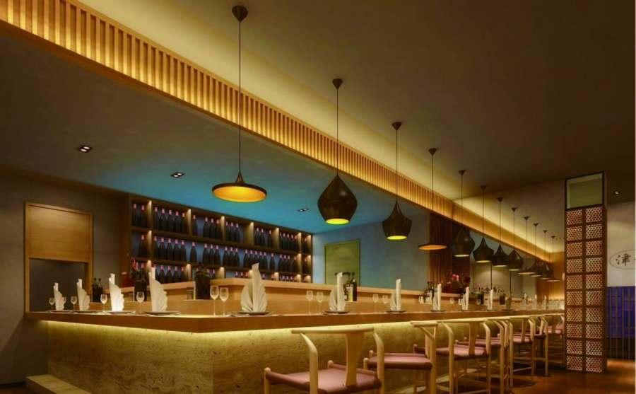 上海餐厅设计高性价比的选择 值得信赖 上海七原空间设计yabovip168.con