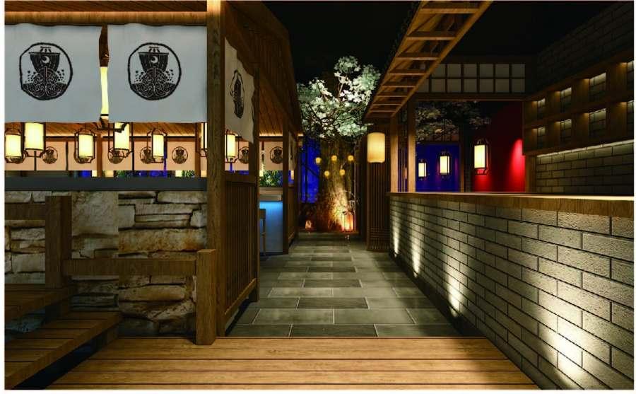 上海優秀餐飲空間設計價格 上海七原空間設計供應