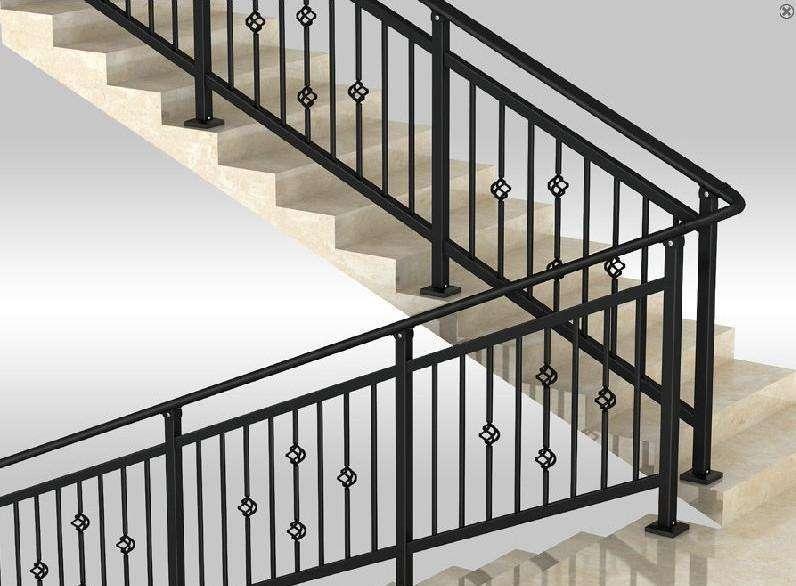 南通铝合金楼梯加工 欢迎来电「上海微之家装饰工程供应」