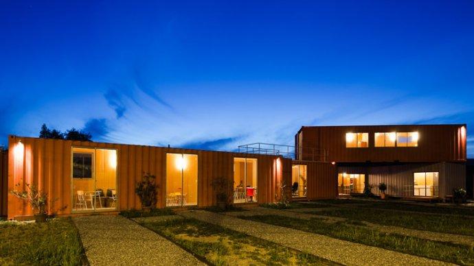 简易平板集装箱房屋价格,集装箱
