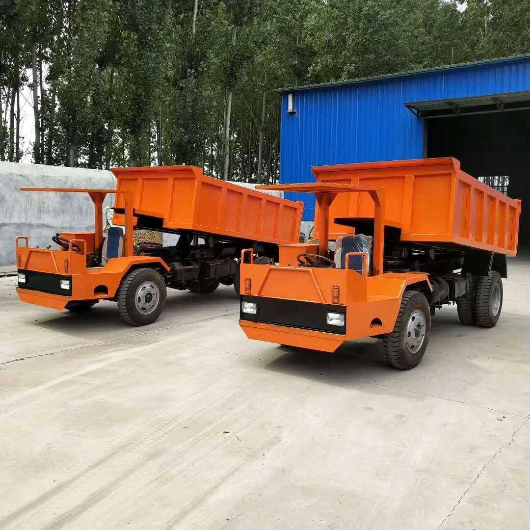 甘肃直销3吨窄型矿用四不像车值得信赖 服务至上 济宁市恒泰源工程机械供应