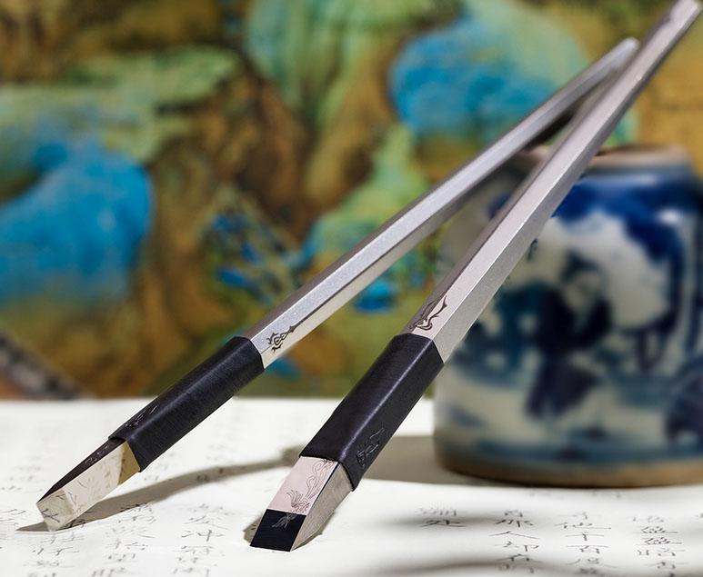 西安永字牌篆刻刀法有哪几种,篆刻刀
