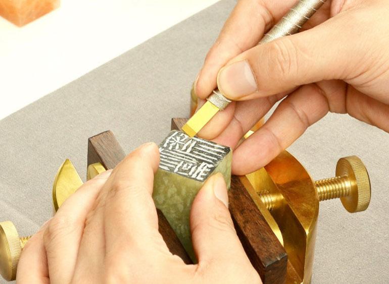 南京白钢篆刻刀,篆刻刀