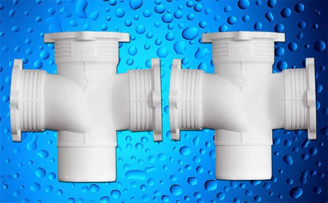 北京专用frpp法兰连接排水管 上海逸通科技供应