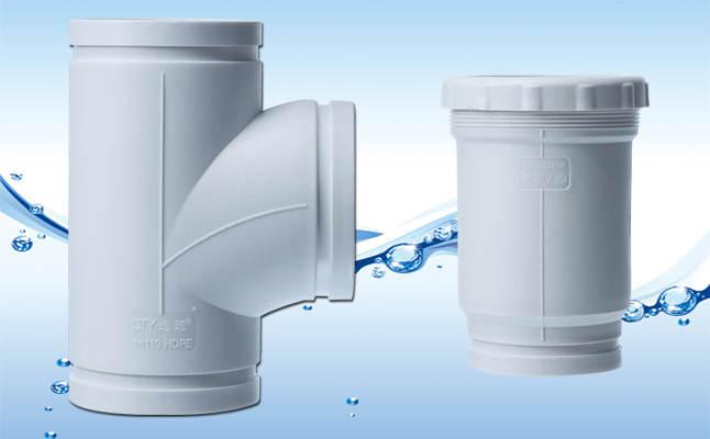 安徽专用HDPE虹吸式排水管 上海逸通科技供应