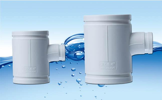 天津通用HDPE沟槽排水管 上海逸通科技供应