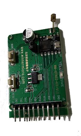 四川省现货W100WiFi芯片用于追踪器,W100WiFi芯片