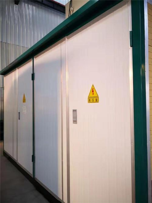 天津ZBW型户外组合箱式变电站哪家好 山东志勤电气供应