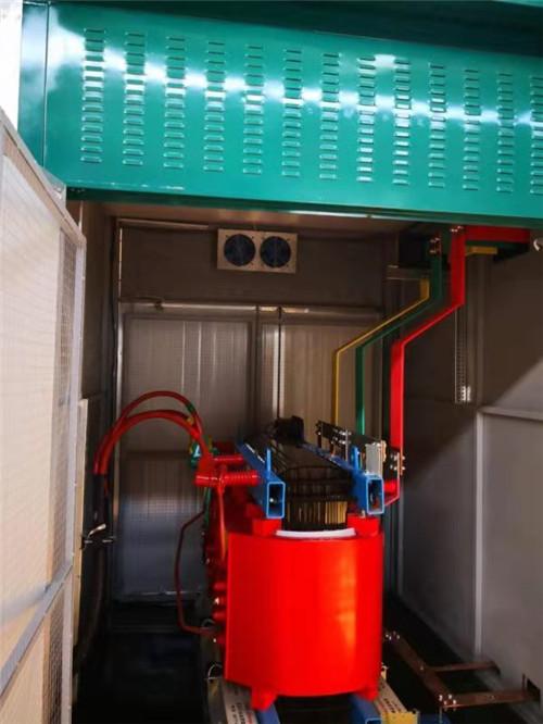 黑龙江ZBW型户外组合箱式变电站生产厂家 山东志勤电气供应