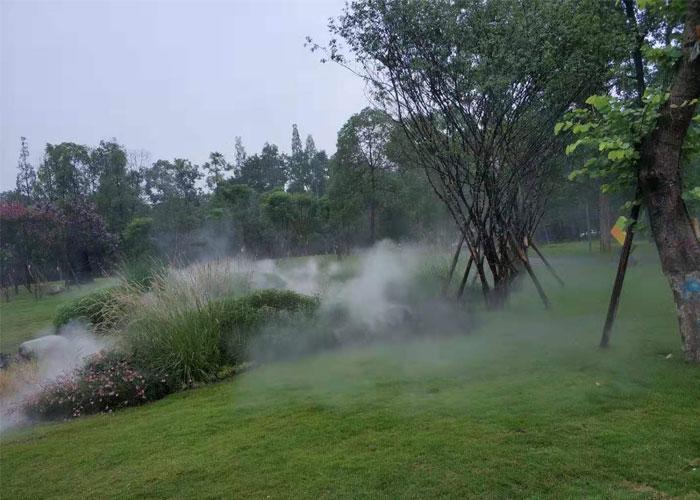 昆明人工景观造雾设备 欢迎来电「四川优沃灌溉设备供应」