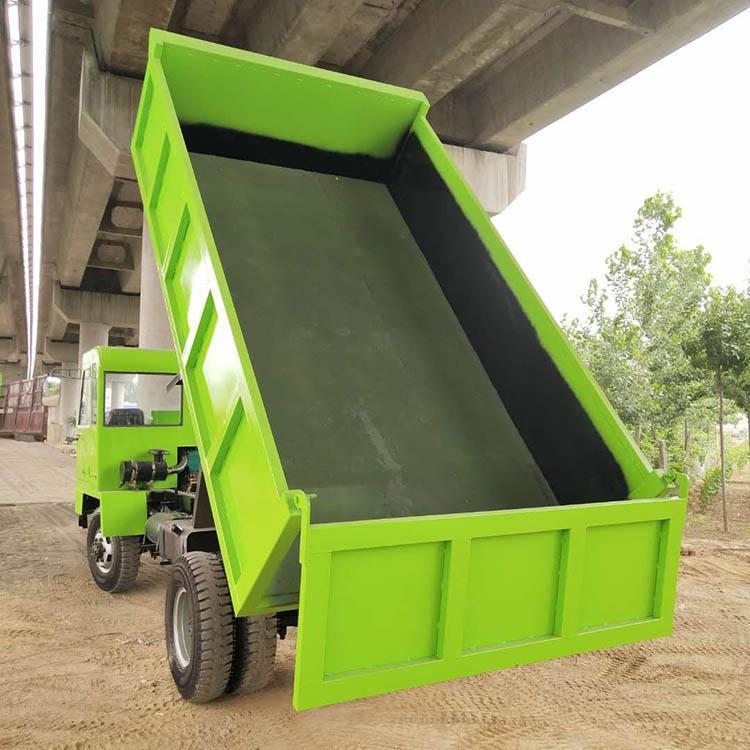 江西6吨农用四不像拖拉机六轮 济宁久征工程机械供应