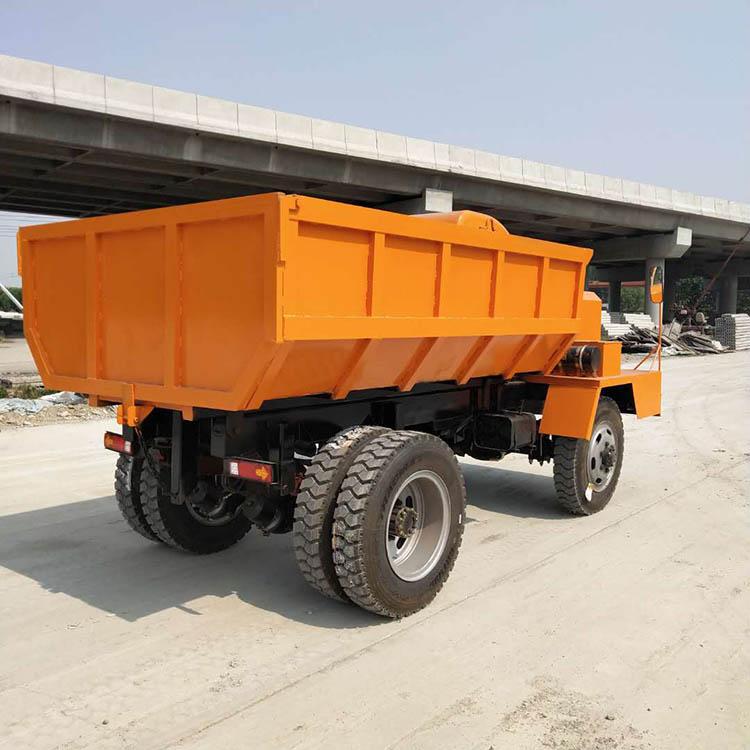 江苏5吨农用四不像工程运输车自卸车 济宁久征工程机械供应
