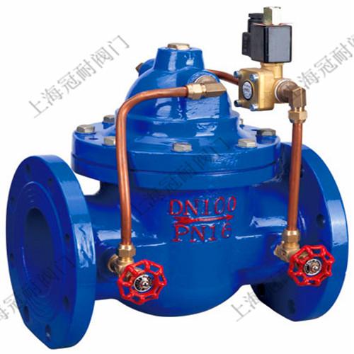 河南不銹鋼水力控制閥結構圖 上海冠耐閥門供應「上海冠耐閥門供應」