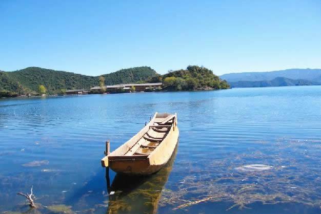 重庆去泸沽湖旅游线路,泸沽湖
