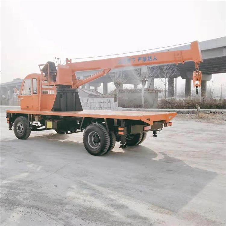 广东拉寿材用随车吊优质生产厂家 济宁久征工程机械供应