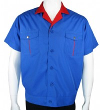 安徽直销劳保服订做 以客为尊 合肥万安服装供应