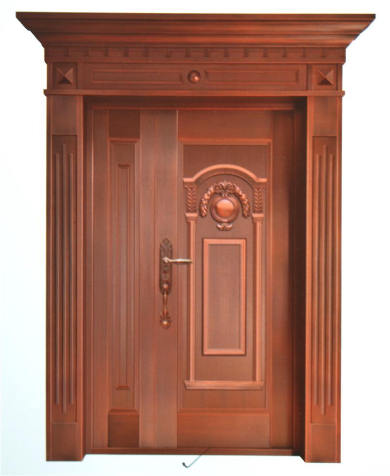 泰州子母铜门定制,子母铜门