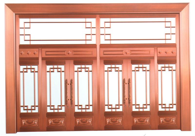 北京玻璃铜门哪家便宜,玻璃铜门