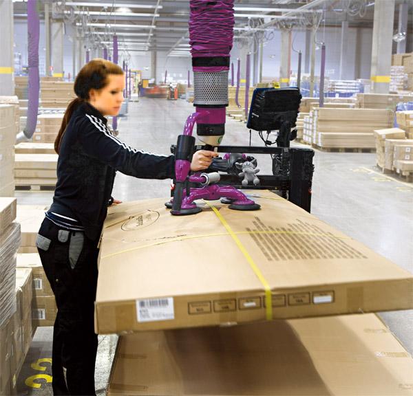 江苏优质真空搬运机械手厂家直供 诚信经营 上海睿施机械设备供应