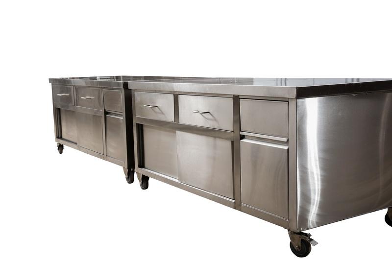 上海工作台市场前景如何 卓越服务 无锡市永会厨房设备制造供应
