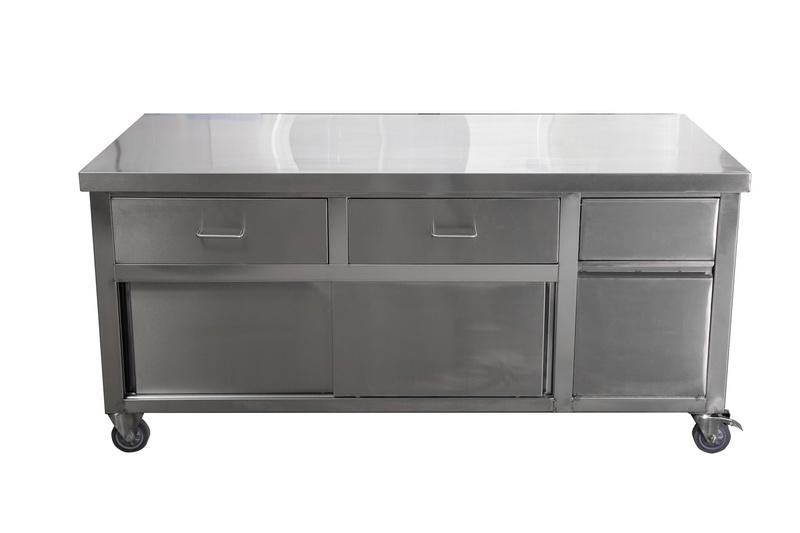 大排档工作台哪家强「无锡市永会厨房设备制造供应」