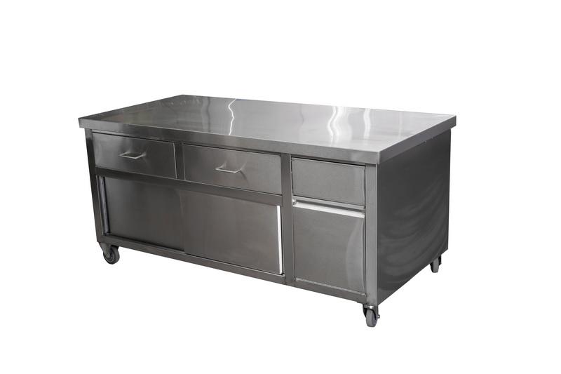 温州直销工作台 欢迎来电 无锡市永会厨房设备制造供应