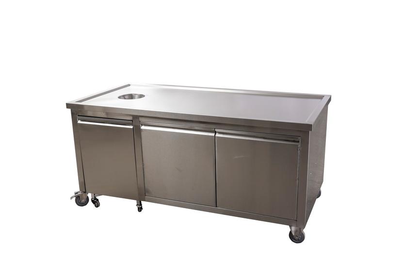 金华节能工作台 诚信互利 无锡市永会厨房设备制造供应