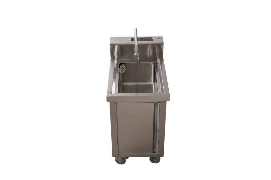 金华面点水池 和谐共赢 无锡市永会厨房设备制造供应