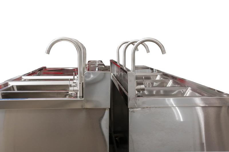 麗水西餐水池 以客為尊 無錫市永會廚房設備制造供應
