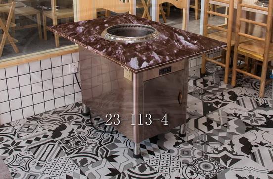 温州火锅台厂家供应 抱诚守真 无锡市永会厨房设备制造供应