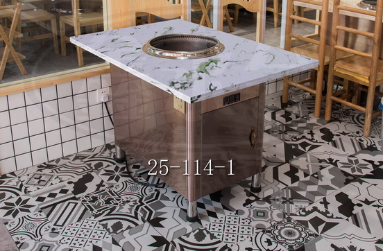 金华火锅台市场前景如何 无锡市永会厨房设备制造供应