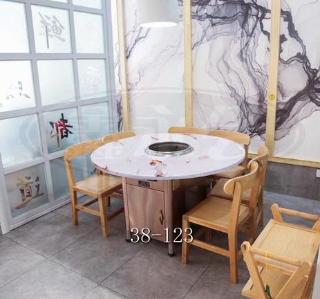温州面点火锅桌 诚信经营 无锡市永会厨房设备制造供应