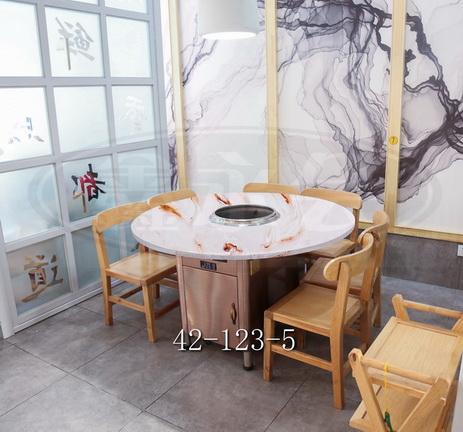环保火锅桌全国发货 创新服务「无锡市永会厨房设备制造供应」