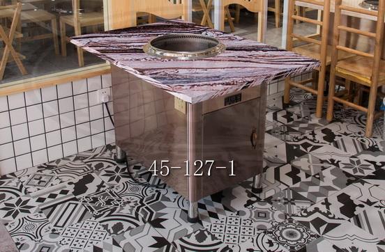 上海火鍋連鎖店火鍋桌 有口皆碑 無錫市永會廚房設備制造供應