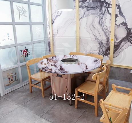 温州火锅桌多少钱 铸造辉煌 无锡市永会厨房设备制造供应