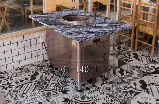 臺州火鍋桌值得信賴 誠信為本 無錫市永會廚房設備制造供應