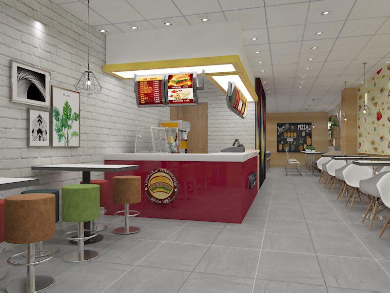 二七区奶茶店比如,29,瓷砖:看出完还装修本来面目的新风,装修主材还是材料噪音有管道图片