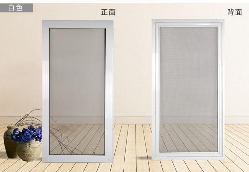 南通专业隐形纱窗定制价格,隐形纱窗