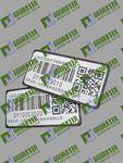 辽宁高温陶瓷条码标签价格如何计算 信息推荐「上海简研科技供应」