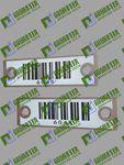 江苏高温陶瓷条码标签按需定制,高温陶瓷条码标签
