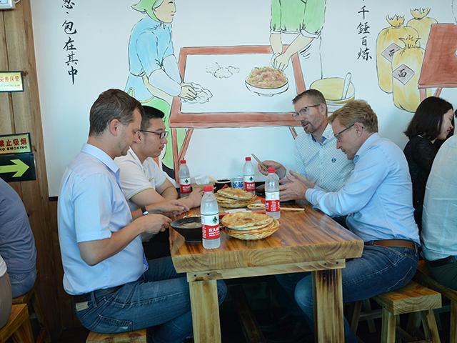 北京焦庄烧饼加盟费用 淄博洪福餐饮供应