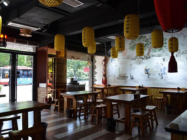 北京牛肉汤加盟优势 淄博洪福餐饮供应