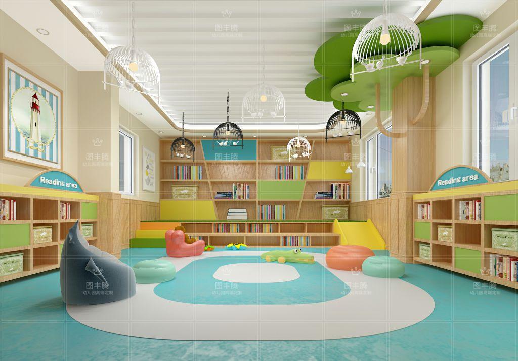 山西职业高端幼儿园装饰服务至上,高端幼儿园装饰