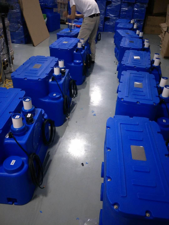 广西直销PE污水提升器销售电话 推荐咨询 上海虔丞环保设备供应