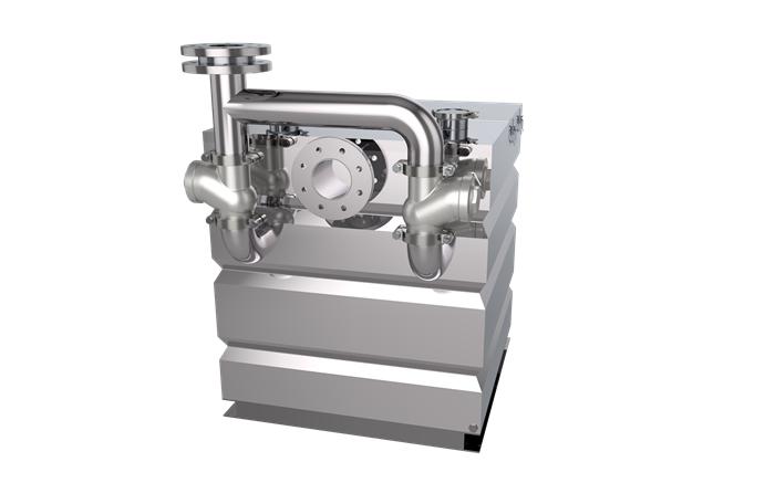 上海原装304不锈钢污水提升器需要多少钱 铸造辉煌 上海虔丞环保设备供应