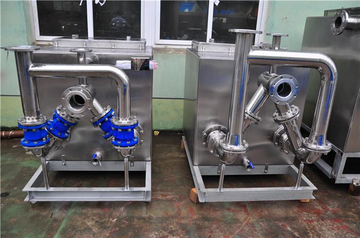 山东智能外置污水提升器可量尺定做 诚信为本 上海虔丞环保设备供应