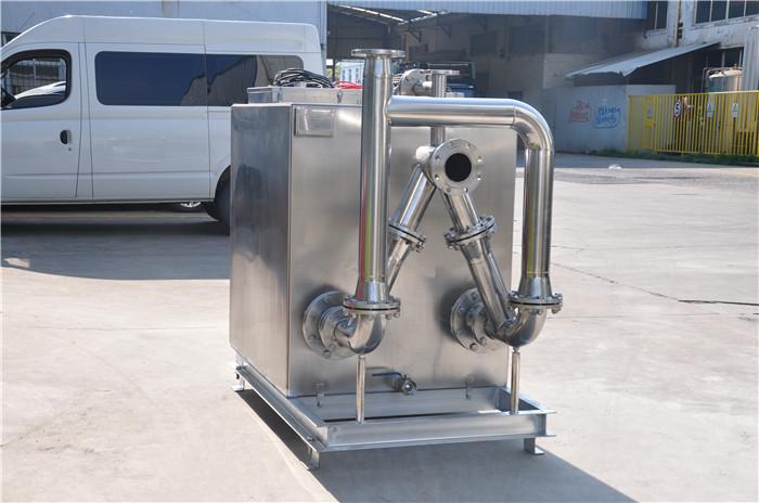 吉林销售外置污水提升器需要多少钱 来电咨询 上海虔丞环保设备供应