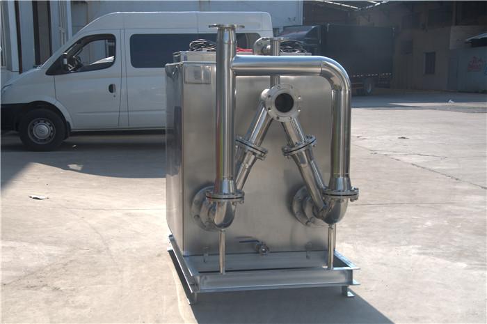 上海小型外置污水提升器推荐厂家 创新服务 上海虔丞环保设备供应
